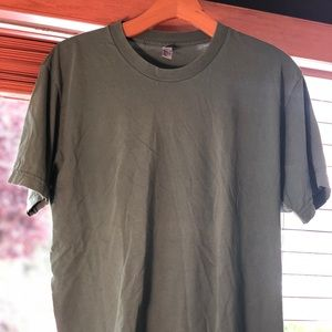 American Apparel Sustainable Edition t-shirt